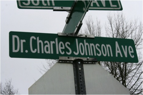Dr Charles Johnson Ave