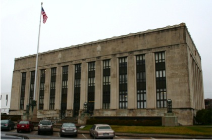 Meridian Federal Courthouse