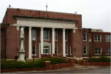 Neshoba County Courthouse