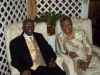 Dr Charles and Shirley Johnson